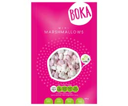 Boka Sugar Free Mini Mallows - 50x17G