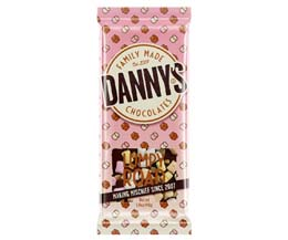 Danny'S Chocolate - Lumpy Road - 15x40g