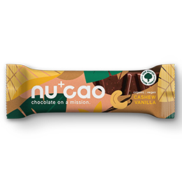 Nucao - Cashew Vanilla - 12x40g