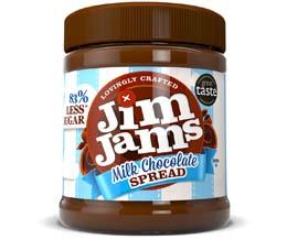 JimJams - Milk Chocolate Spread - 6x350g