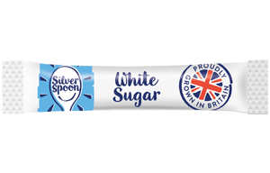 Single Source (Silverspoon) - White Sugar Sticks - 1000x1