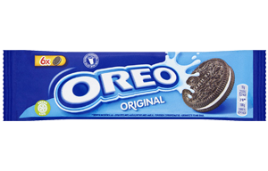 Oreo Cookies - Snack Pack - 20x66G