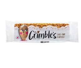 Mrs Crimbles - Choc Chip Flapjack - 18x65g