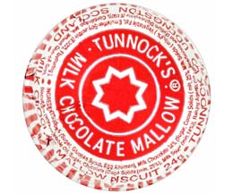 Tunnocks - Milk Chocolate Teacake - 36x24G