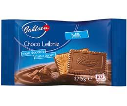Choc Leibniz Snack Pack (2Pk) - 30x27.5g