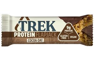 Trek Protein Flapjack - Cocoa Oat - 16x50g