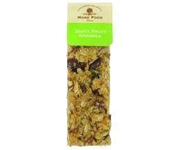 More - Zesty Fruit Granola Bar - 14x65g