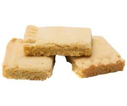 Wicked Traycake - Buttery Shortbread - 1x615g