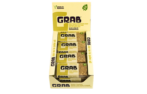 Grab Butter Flapjack with Golden Syrup - 12x65g