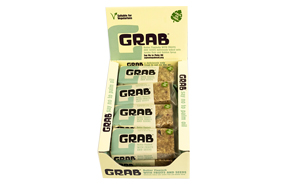 Grab Butter Flapjack with Fruits & Seeds - 12x65g