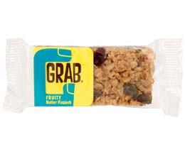 Grab Flapjack - Fruity -16x65g