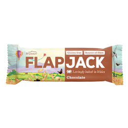 Wholebake - Flapjacks - Chocolate - 20x80g