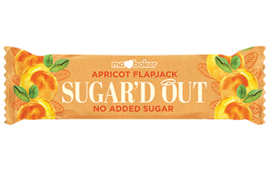Ma Baker - Sugar'D Out Flapjack - Apricot - 16x50g