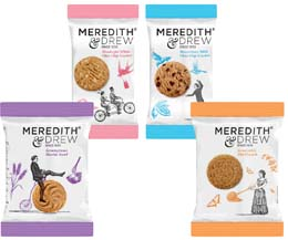 Meredith & Drew - Assorted Mini Packs - 100x28g (2.8kg)