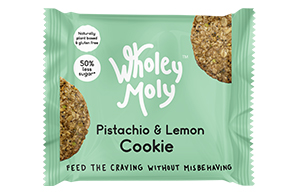 Wholey Moly Cookies - Cacao & Hazelnut - 12x38g