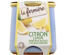 La Fermiere - Lemon Yoghurt - 6x140g
