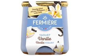 La Fermiere - Vanilla Yoghurt - 6x140g