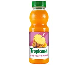 Tropicana Juice - Multivitamins - 8x300ml