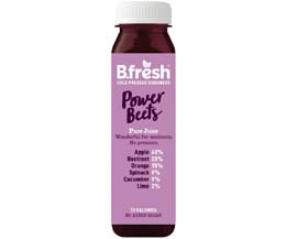 B Fresh - Power Beets Fruit & Veg Juice - 6x250ml
