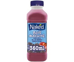 Naked Juice - Blue Machine - 8x360ml