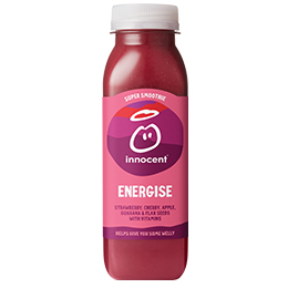 Innocent - Energise Super Smoothie - 8x300ml