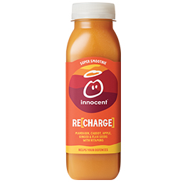 Innocent - Recharge Super Smoothie - 8x300ml
