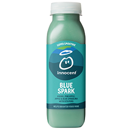 Innocent - Blue Spark Super Smoothie - 8x300ml