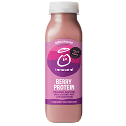 Innocent - Berry Protein Super Smoothie - 8x300ml