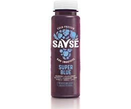 Savse Smoothies - Super Blue - 6x250ml