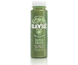 Savse Smoothies - Super Green - 6x250ml