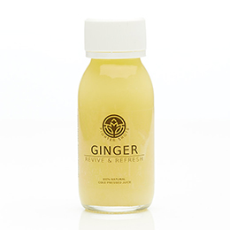 Fighter Shots - Ginger - 12x60ml