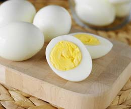 Hard Boiled Eggs - 12x4