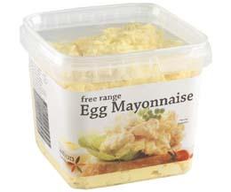 Free Range Egg Mayonnaise - 1x1kg