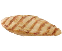 Whole Chicken Breast - 1x2.5kg