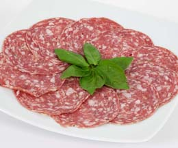 Sliced Napoli Salame - 1x500g