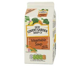 Ncg Soup - Our Best Vegetable - 6x600g
