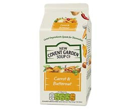 Ncg Soup - Carrot & Butternut - 6x600g