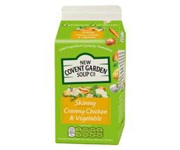 Ncg Skinny Soup -  Creamy Chicken & Veg - 6x600g