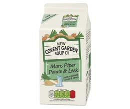 Ncg Soup - Maris Piper Potato & Leek - 6x600g