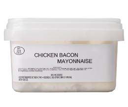Sandwich Filler - Chicken, Bacon & Mayonnaise - 1x1kg