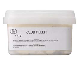 Sandwich Filler Mayo-Club Bacon, Egg, Chicken & Mayo - 1x1kg