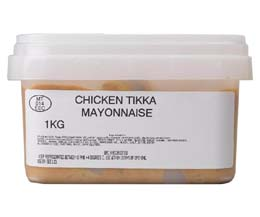 Sandwich Filler Mayo - Chicken Tikka - 1x1kg