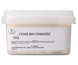 Sandwich Filler - Surimi Crab & Mayo - 1x1kg