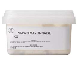 Sandwich Filler - Prawn Mayo - 1x1kg