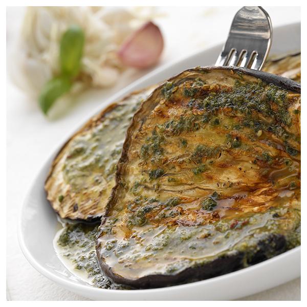 Vegs Marinated Melazane Grigliate - Aubergines - 1x1kg