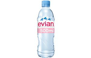 Evian Mineral Water - Still - 24x500ml