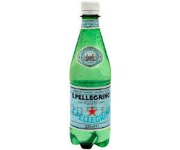 San Pellegrino Water Sparkling - Pet 24x500ml