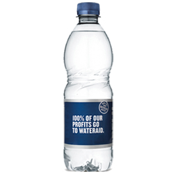 Belu - Still Water - 100% Recycled Bottle - 24x500ml