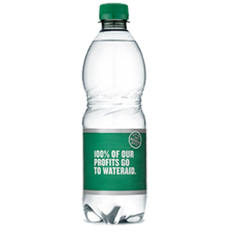 Belu - Sparkling Water - 100% Recycled Bottle - 24x500ml