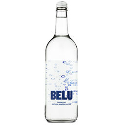 Belu Mineral Water - Sparkling - Glass - 12x750ml
